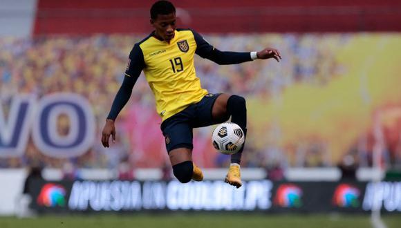 Ecuador presentó la lista para afrontar la Copa América. (Foto: AFP)