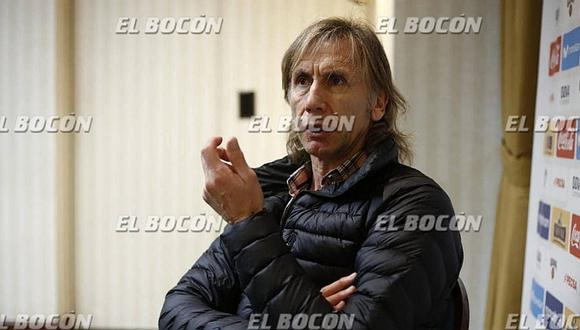 Gareca confirma que sigue a otro nacionalizado para la selección peruana