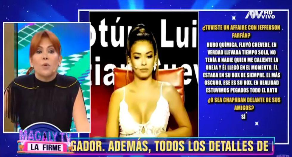 Beto Ortiz habría sido vetado de Latina por programa en el que Shirley Arica revela 'encerrona' con jugadores de la selección. (Foto: Captura de video)