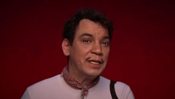 """""""Cantinflas"""" ahora es parte de una campaña que busca revalorar las tradiciones mexicanas. (Foto: Captura YouTube)."""