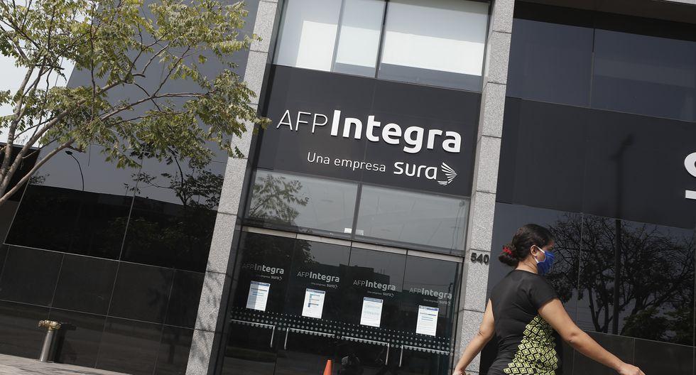 AFP Integra 25%: El 18 de mayo se inició la presentación de solicitudes de retiro.