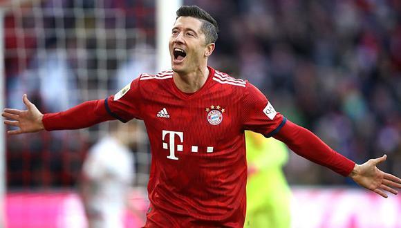 Robert Lewandowski dejaría Bayern Munich y dos gigantes van por su fichaje