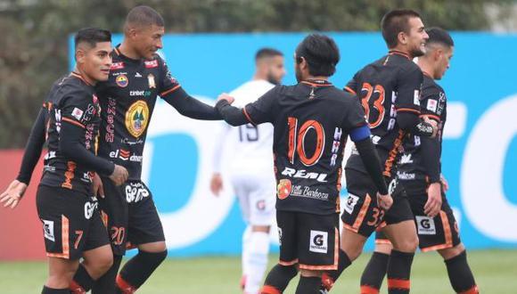 Ayacucho vs. Sport Huancayo: se miden por el Apertura 2020 de Liga 1. (Foto: @LigaFutProf)