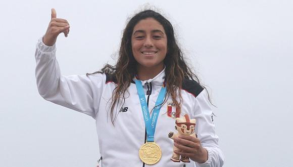 Daniella Rosas y 7 datos 'caletas' que desconocías de la medalla de oro en surf en los Panamericanos Lima 2019