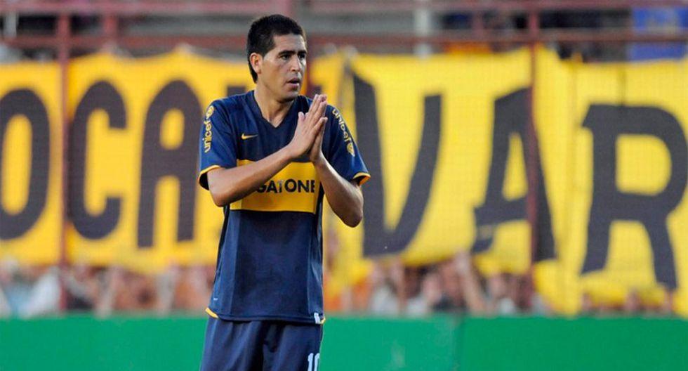 "Juan Román Riquelme: ""No es fácil como hincha del rival de toda la vida felicitar a River"""