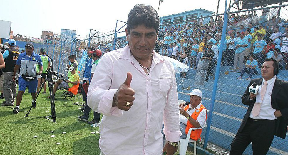 Freddy García a un paso de dirigir a Real Potosí de Bolivia