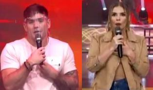 """Pancho Rodríguez sobre Johanna San Miguel: """"No me di cuenta pero tampoco iba a abrazarla"""""""