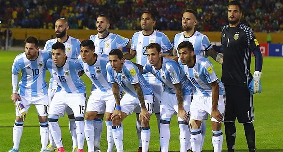 Jugador en actividad es candidato para ser DT de la selección argentina
