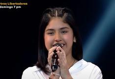 """""""La Voz Kids"""": hija del cantante Carlos Ardiles se presentó en audición a ciegas y cautivó a entrenadores"""