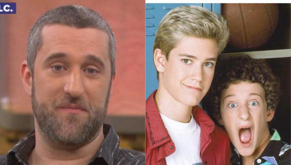 """""""Salvado por la Campana"""": Actor Dustin Diamond es hospitalizado en EE.UU. (Foto: NBC)."""