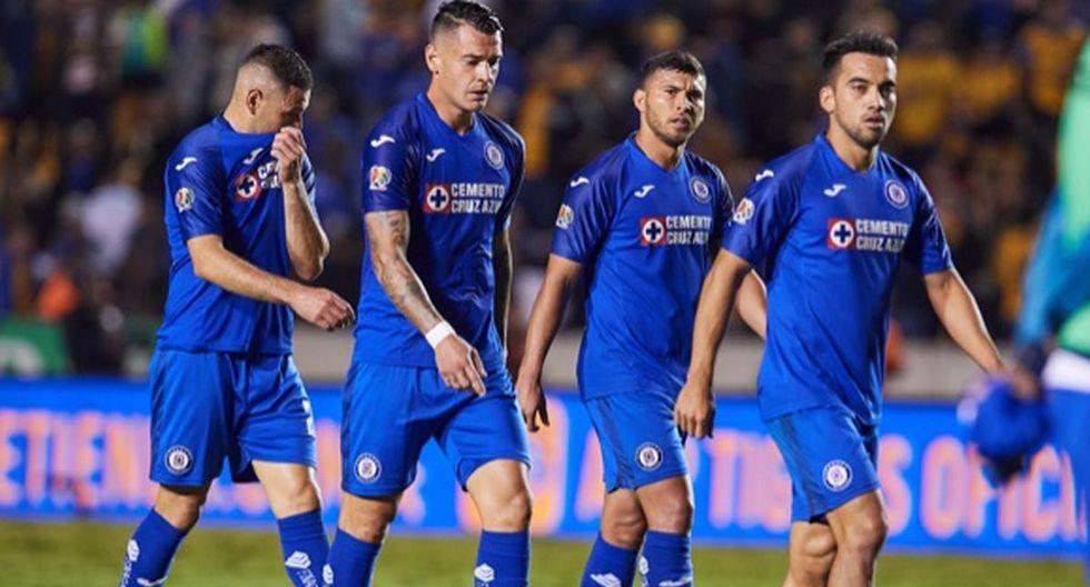 Cruz Azul | Subcampeonatos: 11. (Foto: Agencias)