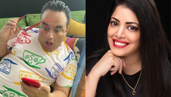 """La actriz cómica dijo que lo sucedido con Fátima Segovia, en una de las secuencias de """"JB en ATV"""", era algo que veía venir."""