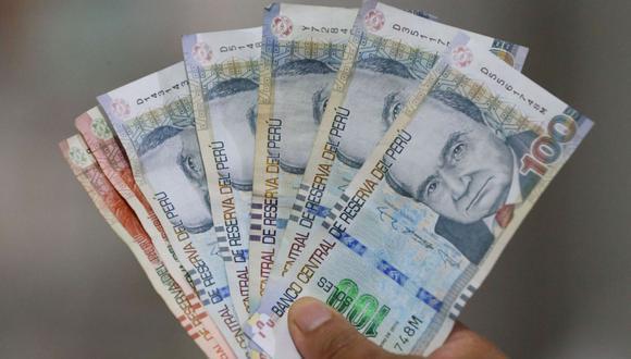 El Gobierno empezó a pagar el Bono 350 el pasado 13 de setiembre. (Foto: GEC)