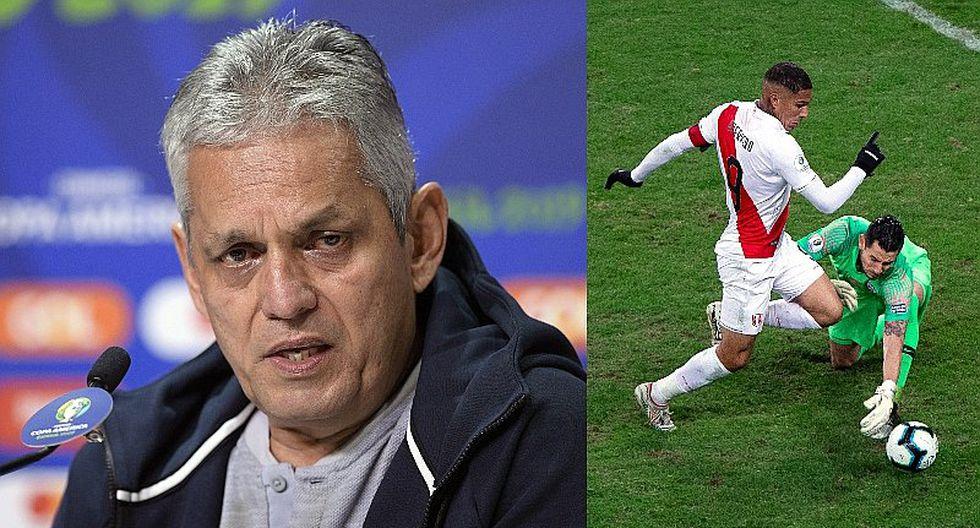 Chile vs. Argentina: Reinaldo Rueda respaldó a Gabriel Arias tras ataques en redes sociales luego de la caída ante Perú