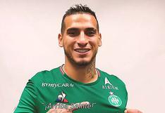 Con Miguel Trauco   Saint Etienne cae 1-2 ante el Gent EN VIVO y EN DIRECTO por la Europa League