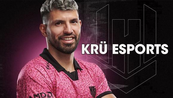 Sergio Agüero tendrá su propio equipo de EA Sports. (Foto: Twitter)
