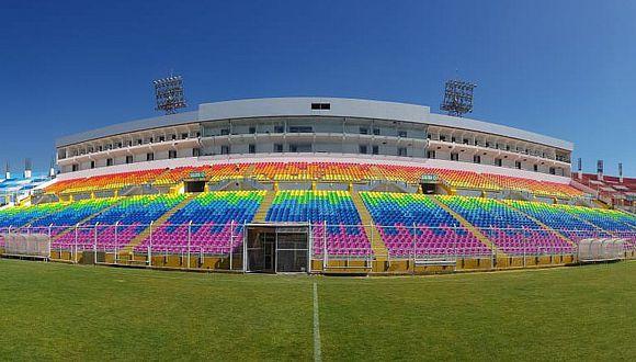 En la carta resaltan el buen estado del estadio Inca Garcilaso de La Vega.