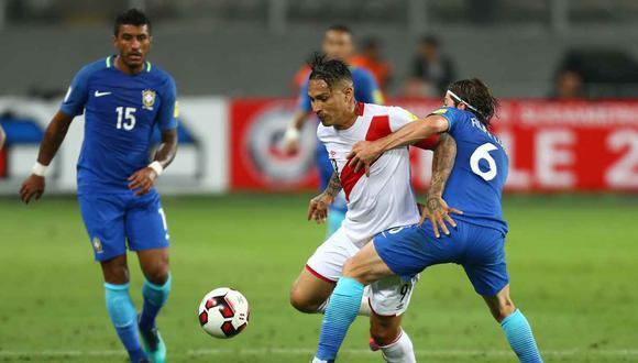 La selección peruana alista detalles para medirse a Brasil en la segunda jornada de las Eliminatorias Qatar 2022. (Foto: GEC)