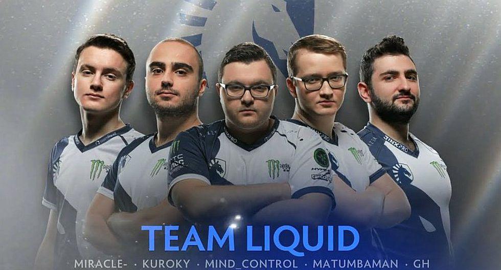Dota 2: Team Liquid busca romper el maleficio en The International 2018