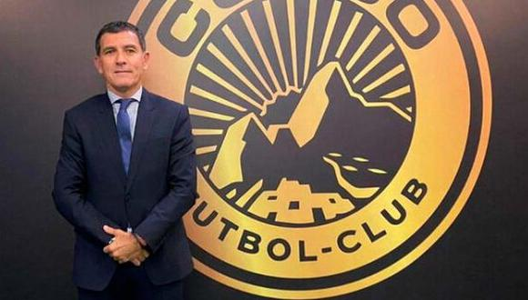 Gustavo Zevallos dejó el cargo de gerente deportivo de Cusco FC. (Foto: Cusco FC)