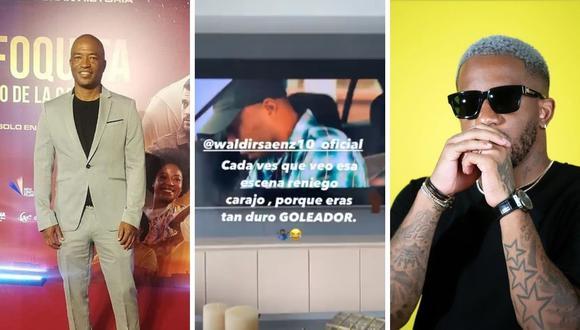 Jefferson Farfán  recordó tenso momento que vivió con Waldir Sáenz en su infancia. (Foto: Instagram @jefferson_farfan_oficial)