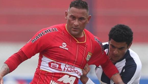 En el final del partido, Carlos Beltrán igualó el partido para Alianza Lima ante Sport Huancayo por la fecha 12 del Torneo Apertura 2020