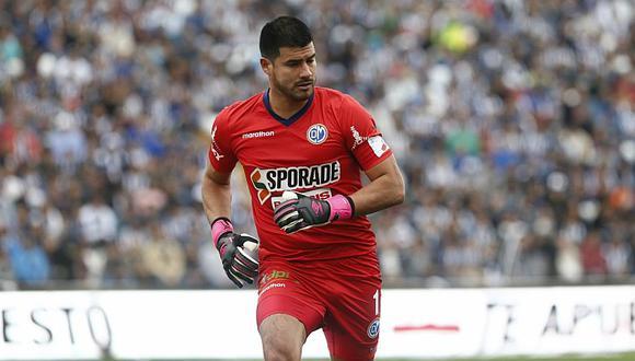 Erick Delgado será nuevo arquero de la San Martín