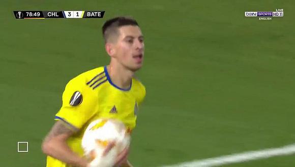 Peruano que pudo convocar Gareca le marcó golazo a Chelsea [VIDEO]