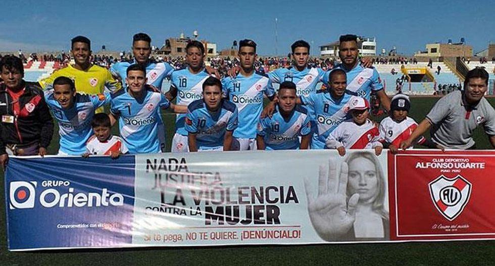 Copa Perú: Alfonso Ugarte luchará su permanencia en el torneo tras ser eliminado por incumplimiento de pagos