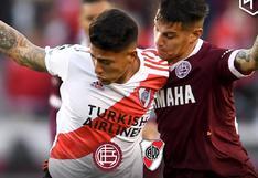 River Plate vs. Lanús en vivo: Sigue minuto a minuto el partido por la LPA