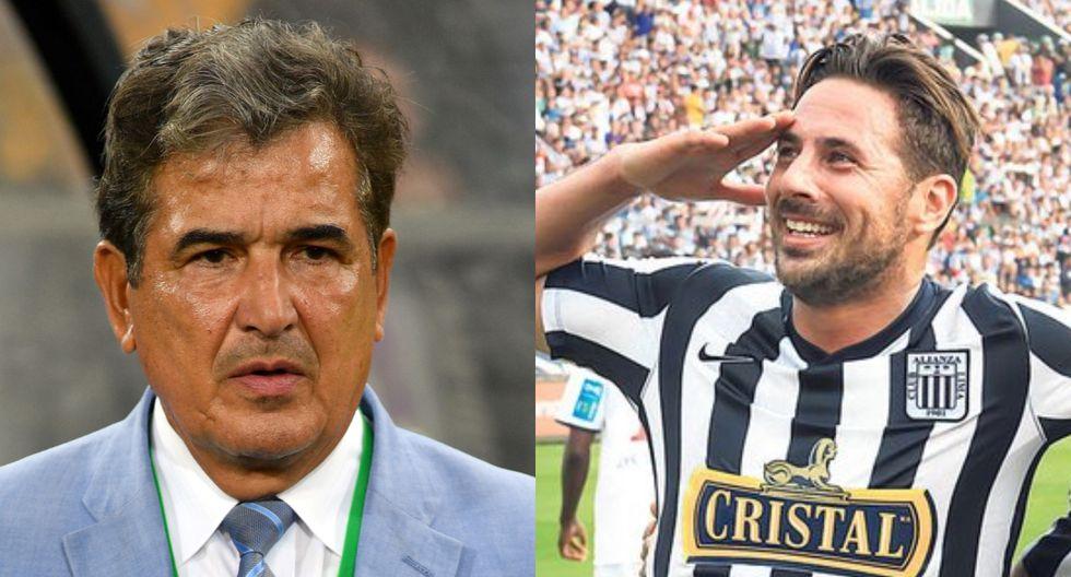 Jorge Luis Pinto y su opinión sobre el retiro de Claudio Pizarro en Werder Bremen y no en Alianza Lima
