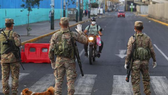 El Ejecutivo publicó las nuevas restricciones para Lima y Callao para contrarrestar el COVID-19. (Foto: El Comercio)
