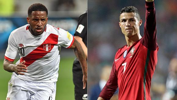 Selección peruana jugaría amistoso con Portugal en 2018