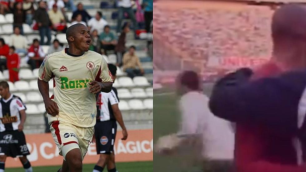Viral   Luis Perea y el día que un hincha le robó una camiseta de Universitario   VIDEO