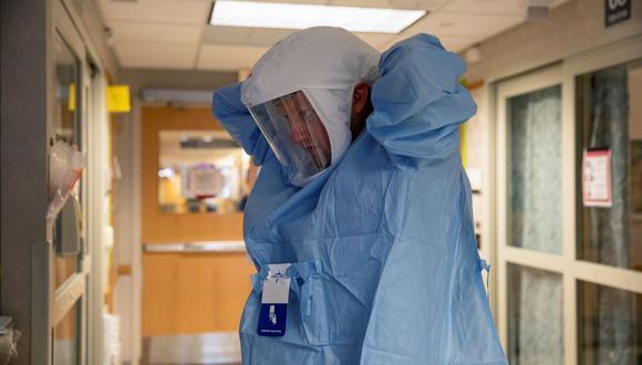 En medio del estado de emergencia por el COVID 19 en el país, los médicos y demás personal de salud fueron la primera línea de batalla y ahora recibirán un bono por la labor realizada en todo el 2020