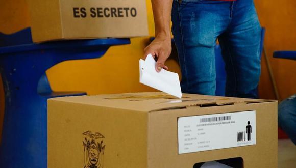 Elecciones electorales de Ecuador 2021. FOTO: difusión