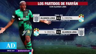 Alianza Lima: El plan para Jefferson Farfán de cara a la final de la Liga 1