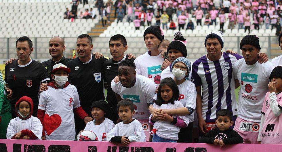 Conoce la razón de los chullos usados por jugadores de Sport Boys y Alianza Lima