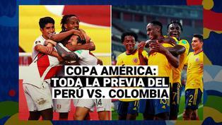 Perú vs. Colombia: Mira la previa del segundo partido de la Blanquirroja por Copa América 2021