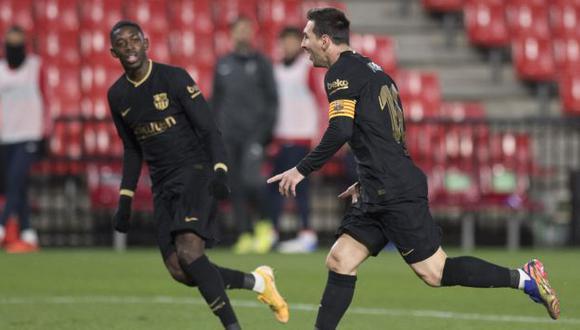 Barcelona vs. Cádiz: chocan en el Camp Nou por la fecha 24 de LaLiga. (Foto: AFP)