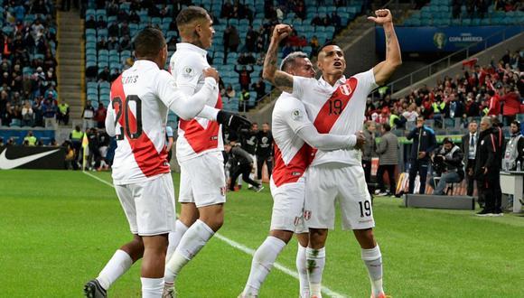 Perú integrará el grupo A de la Copa América 2021 junto a Brasil, Colombia, Ecuador y Venezuela.  (Foto: AFP)