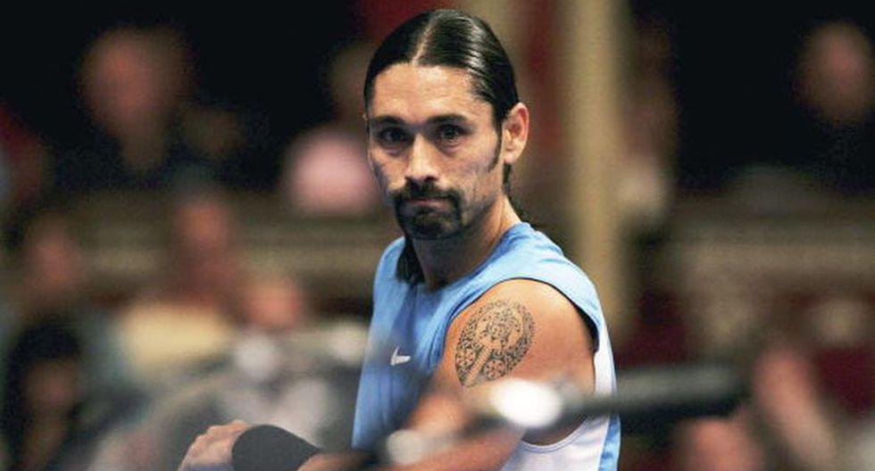 Marcelo Ríos llegó a estar en la cima del ránking ATP. (Foto: EFE)