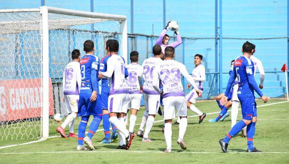 Universitario igualó 2-2 ante Mannucci en el estadio Alberto Gallardo. (Foto: Liga 1)