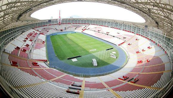 Este tiempo demorará en mejorarse la cancha del Estadio Nacional