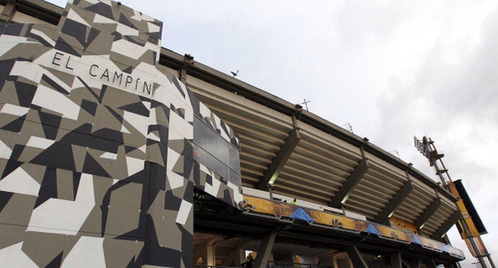 El Estadio Nemesio Camacho de Colombia, conocido como 'El Campín' de Bogotá. Tiene una capacidad para 40 000 personas. (FOTO: Agencias)