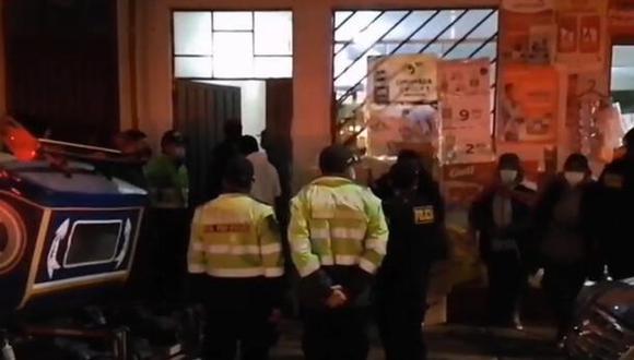 Los locales fueron clausurados por la municipalidad. (Captura de pantalla)