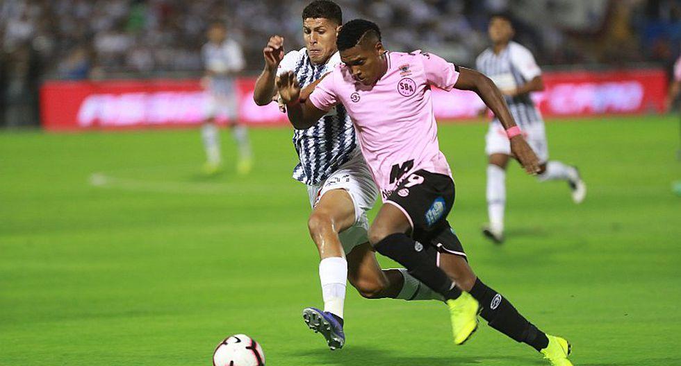 [VER GOLES] Revive la agónica victoria de Alianza Lima ante Sport Boys por la fecha 1 del Torneo Clausura   VIDEOS