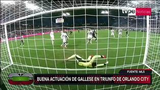 A puro reflejo: Mira la sensacional atajada de Pedro Gallese en la MLS