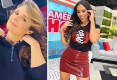 """Rebeca Escribens a Melissa Paredes tras contar su verdad sobre ampay: """"Mejor te hubieras quedado calladita"""""""