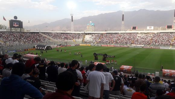 La Liga chilena de fútbol también paró por la pandemia del Coronavirus. (Foto: Archivo)